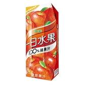 波蜜一日水果100%蘋果汁PR250ml*6入【愛買】