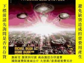 二手書博民逛書店The罕見Star Trek EncyclopediaY255562 Michael Okuda Pocket