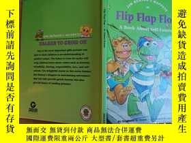 二手書博民逛書店Flip罕見Flap Flop【實物拍圖 自鑑】Y8791