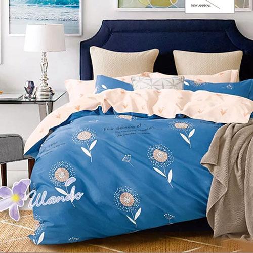 精梳棉四件式被套床包組 雙人加大-1組 (夢的旅程) 4947391001【KP05004】99愛買生活百貨