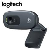 【Logitech 羅技】 C270 網路攝影機 【贈萬用柔濕巾20抽】