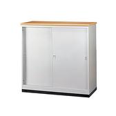 【YUDA】JSA118MW 隔間櫃/鐵櫃(含腳座木紋面板) 文件櫃/展示櫃/公文櫃