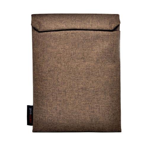 【軟體採Go網】★新品上市★ Gavio Plush Envelope iPad mini 萬用多色信封袋(亞麻棕) 8吋螢幕 tablet