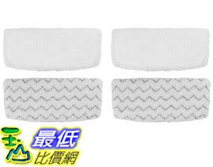 [107美國直購] Steam Mop Compatible Refill Pads For Bissell 1252 1606670 1543 1652 1132M 1530 11326