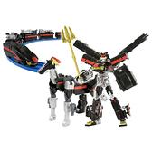 PLARAIL 新幹線變形機器人Z 暗黑號