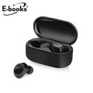 E-books 真無線藍牙5.0音樂耳機...