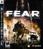 PS3 F.E.A.R. 戰慄突擊(美版代購)