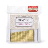 Mapepe 便利髮夾金長858388