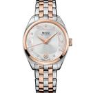 MIDO 美度 Belluna Royal優雅雋永真鑽機械女錶 M0243072211600