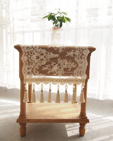 時尚可愛空間餐桌布 茶几布 隔熱墊 鍋墊 杯墊 餐桌巾584 (42*50cm)