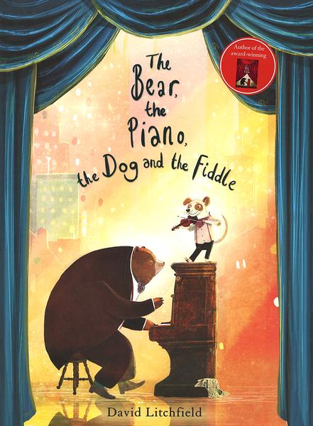 【森林裡的鋼琴師-續集】THE BEAR THE PIANO THE DOG AND THE FIDDLE《主題:友誼》