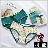 內褲【8428】甜美棉質拼接蕾絲內褲