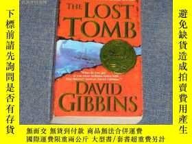 二手書博民逛書店THE罕見LOST TOMB DAVID GIBBINS 失落古墓麗影幼吉賓斯Y14635 出版2008
