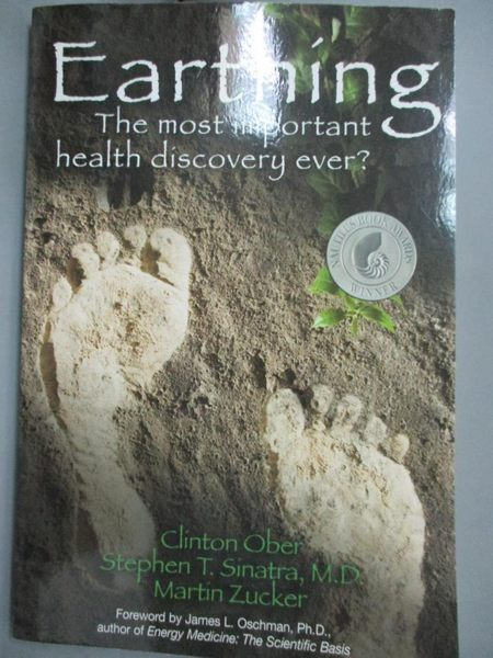 【書寶二手書T1/收藏_ZCB】Earthing: The Most Important Health Discovery…