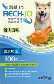 富基-狗飼料雞肉口味15kg