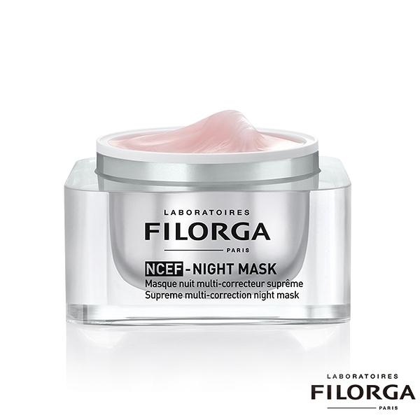 FILORGA 菲洛嘉 新肌賦活晚安面膜 NCEF-NIGHT MASK 50ml  (官方總代理)
