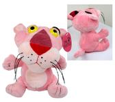 【卡漫城】頑皮豹 絨毛娃娃 ㊣版 Pink panther 粉紅豹 給我豹豹 搖頭音樂 玩偶 ~ 2 6 0元
