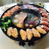 燒烤爐家用電無煙電烤盤韓式烤肉機涮烤火鍋燒烤一體鍋家用烤肉鍋igo 韓風物語