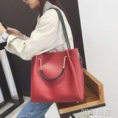 女包子母包包新款韓版時尚托特包簡約休閒手提包單肩包大包潮  城市玩家