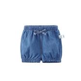 女童牛仔短褲 嬰兒純棉熱褲可開檔