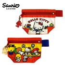 【日本正版】三麗鷗 零錢包 收納包 小物收納 凱蒂貓 Hello Kitty 雙子星 美樂蒂 Sanrio 856064 856255