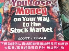 二手書博民逛書店20罕見WAYS YOU LOSE MONEY ON YOUR WAY TO THE STOCK MARKET 在