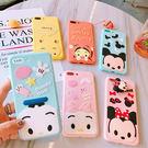 【紅荳屋】iPhone 6立體卡通矽膠軟殼手機殼 新款iphone7/8 plus手機保護套