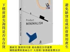 二手書博民逛書店Product罕見MINIMALISM產品極簡主義家燈具裝飾品簡