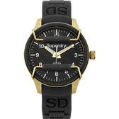 【台南 時代鐘錶 Superdry極度乾燥】美式和風 文化衝擊潮流腕錶 Scuba系列 SYL128B 40mm