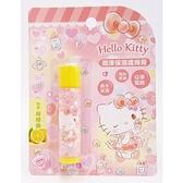 小禮堂 Hello Kitty 無色保濕護脣膏 (檸檬香) 4712977-46665