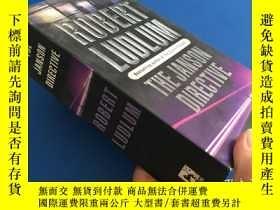 二手書博民逛書店The罕見Janson Directive【2002】Y8147