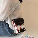 手機包 包包女2021新款潮少女超火鏈條小方包ins小巧可愛百搭斜挎手機包 8號店