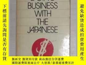 二手書博民逛書店英文原版罕見Doing Business with the Ja