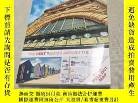 二手書博民逛書店探索指南:墨爾本罕見英文原版 Insight Explore Guides:Melbourne [平裝] [Jan