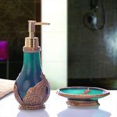 洗手液瓶乳液瓶皂盒浴室按壓分裝空瓶 交換禮物
