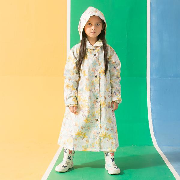 君邁雨衣,兒童大衣式風雨衣,兒童雨衣