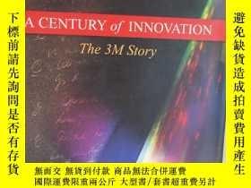 二手書博民逛書店A罕見CENTURY OF INNOVATION THE 3M