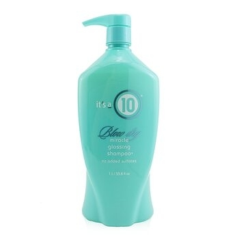 SW-IT S A 10 十全十美-55 洗髮露 Blow Dry Miracle Glossing Shampoo 1000ml