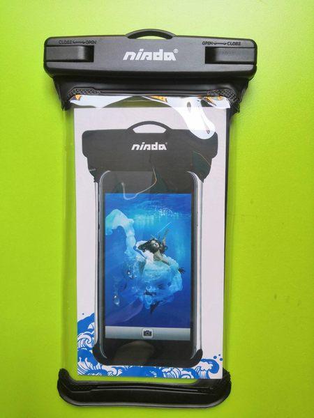 """【鼎立資訊】Nisda 手機防水袋 6"""" 智慧型手機防水袋 6吋手機皆可 適用iphone  華為 三星"""
