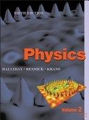 二手書博民逛書店 《Physics, Volume 2》 R2Y ISBN:0471401943│John Wiley & Sons