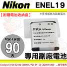 【小咖龍】 Nikon ENEL19 E...