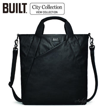 BUILT NY Essential Work Tote City電腦包 fo rmacbook pro 15/ Retina display-黑色(CE-WTES-BLK)