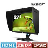全新 BenQ SW2700PT 27型 QHD專業液晶螢幕