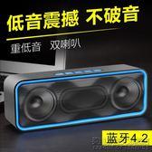 手機無線藍芽音箱車載低音炮音響重低音便攜式戶外插卡