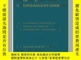 二手書博民逛書店罕見二手!Evaluation in Organizations