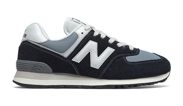 New Balance 復古運動鞋 黑色 No. ML574HF2(D楦)