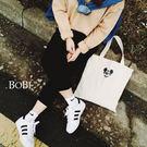 手提包 帆布包 手提袋 環保購物袋【DEA05-2】 BOBI  08/18