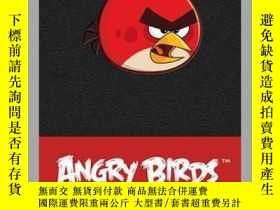二手書博民逛書店Angry罕見Birds Hardcover Ruled JournalY410016 . Rovio Rov