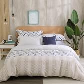 床包兩用被套組 雙人 天絲300織 奧斯卡[鴻宇]台灣製2125