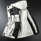 沖鋒衣女潮韓國三合一可拆卸兩件套防水登山滑雪服外貿防風外套 滿天星
